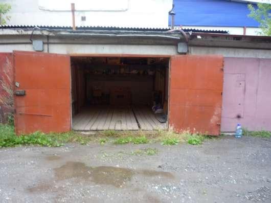 Продётся капитальный гараж