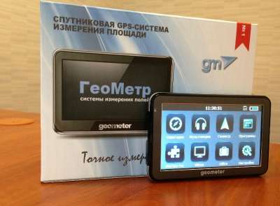 автозапчасти ГеоМетр S5 new