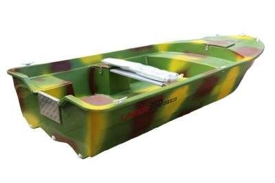 пластиковую лодку в Ярославле Фото 3