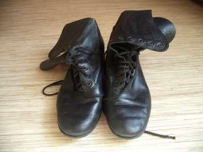 ботинки кадрильные