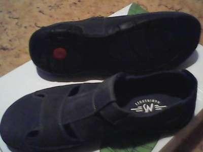 новые сандали д/м р.40