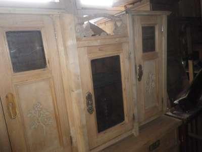 Старинный буфет под реставрацию в Москве Фото 4