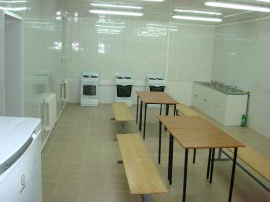 Сдаём ОСЗ здания от 1000 - 3000 кв.м. под под общежите для р