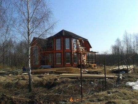 Дом 200 кв.м. в с. Криушкино в Ярославле Фото 2