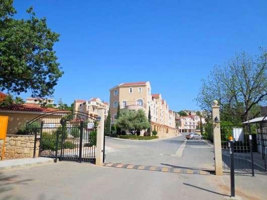 Двухкомнатный Апартамент в элитном комплексе Пафоса-Кипра