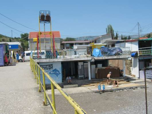 Продажа/долгосрочная аренда кафе в Крыму в г. Алушта Фото 1