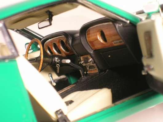 Danbury Mint 1/24 1970 Ford Mustang Boss 429 LE в Москве Фото 3