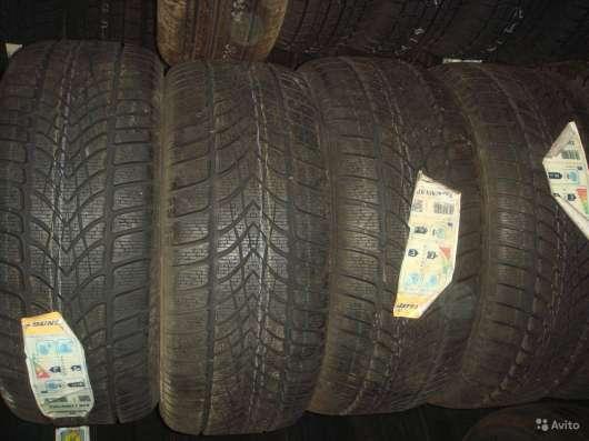 Новые зимние Dunlop 235 45 R17 Winter Sport 4D в Москве Фото 2
