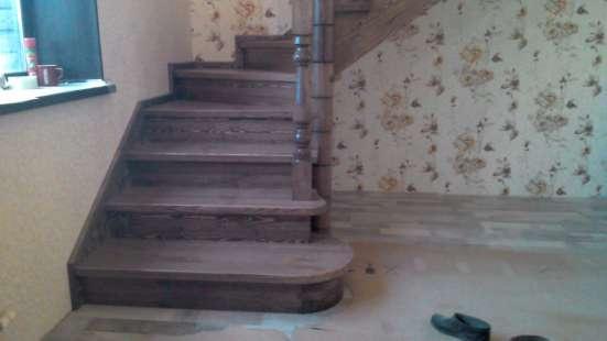 Гарантия 50 лет на деревянную лестницу! в г. Кунгур Фото 3