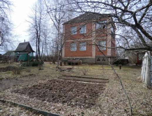 Продается жилой 2-х этажный дом в д.Тесово,Можайский р-он, 98 км от МКАД по Минскому шоссе.