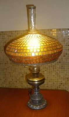 Лампа настольная в стиле Тиффани