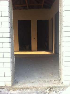 Коттедж 74 кв в г. Михайловске, стяжка штукатурка
