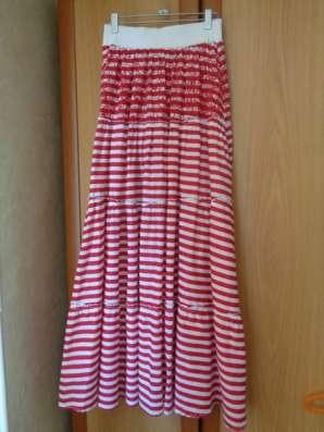 Продам новую юбку-макси