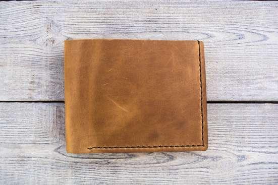 Кожаный кошелек в г. Северодонецк Фото 5