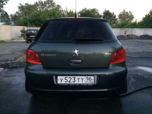 Продажа авто, Peugeot, 307, Механика с пробегом 160000 км, в Екатеринбурге Фото 3