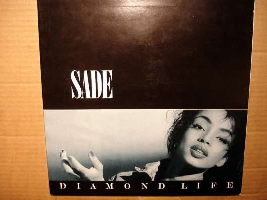 Sade ‎- Diamond Life