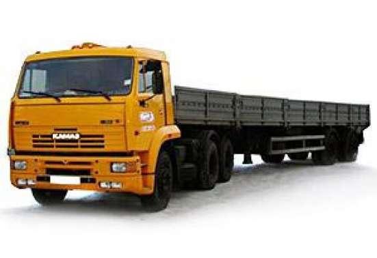 Грузоперевозки до 20 тон по РФ в Казани Фото 2