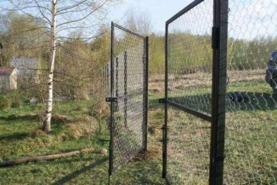 Продам ворота и калитки в г. Десногорск Фото 4