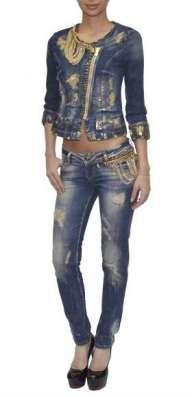 Предложение: Джинсовая одежда из Турции