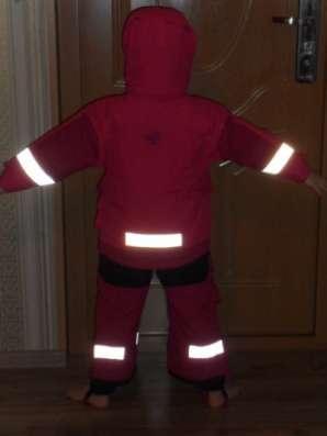куртка и штаны на лямках Дидриксон осень-зима в Санкт-Петербурге Фото 3