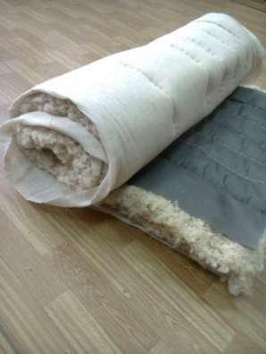 Ватник-настил для изготовлен мягкой мебе