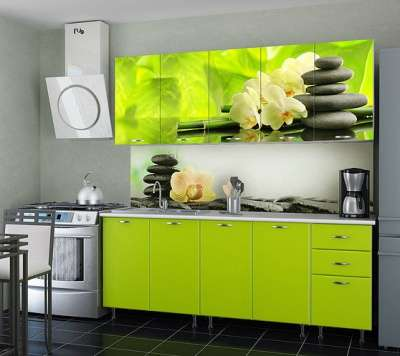 Кухонные гарнитуры в Оренбурге Фото 5
