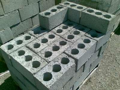 Керамзитоблок стеновой.