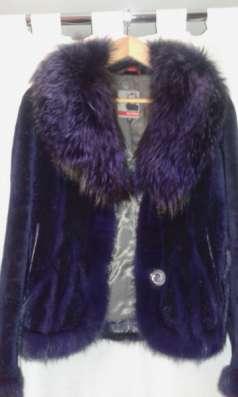 Куртка меховая Леди Шарм