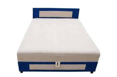 Кровать АтлантидаЛюкс140X190 с матрасом