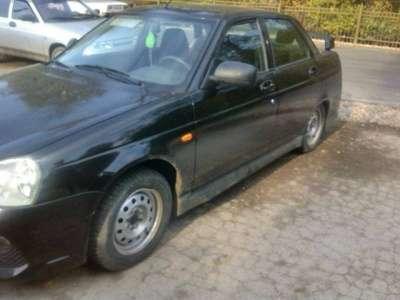 автомобиль ВАЗ 2170 Priora