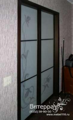 Межкомнатные элитные раздвижные двери в Набережных Челнах Фото 1