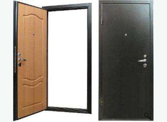 Двери стальные Кемерово