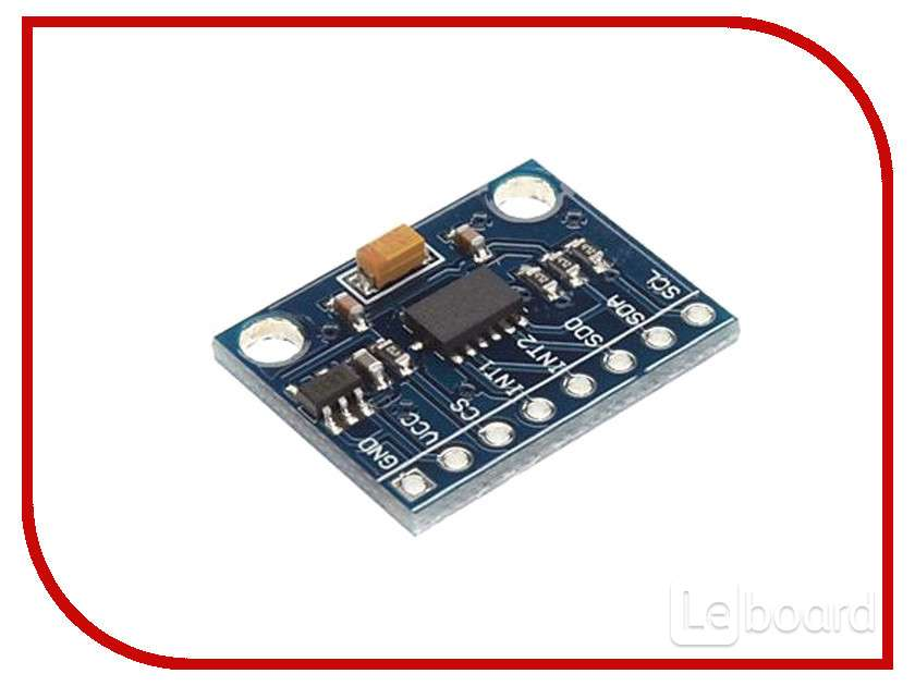 Triple Axis Accelerometer ADXL345 for Arduino - eBay