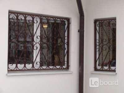 железные двери окна и решётки в дмитрове