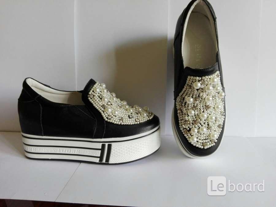 bb744c52f Продам новые туфли -слипоны в г. Алматы